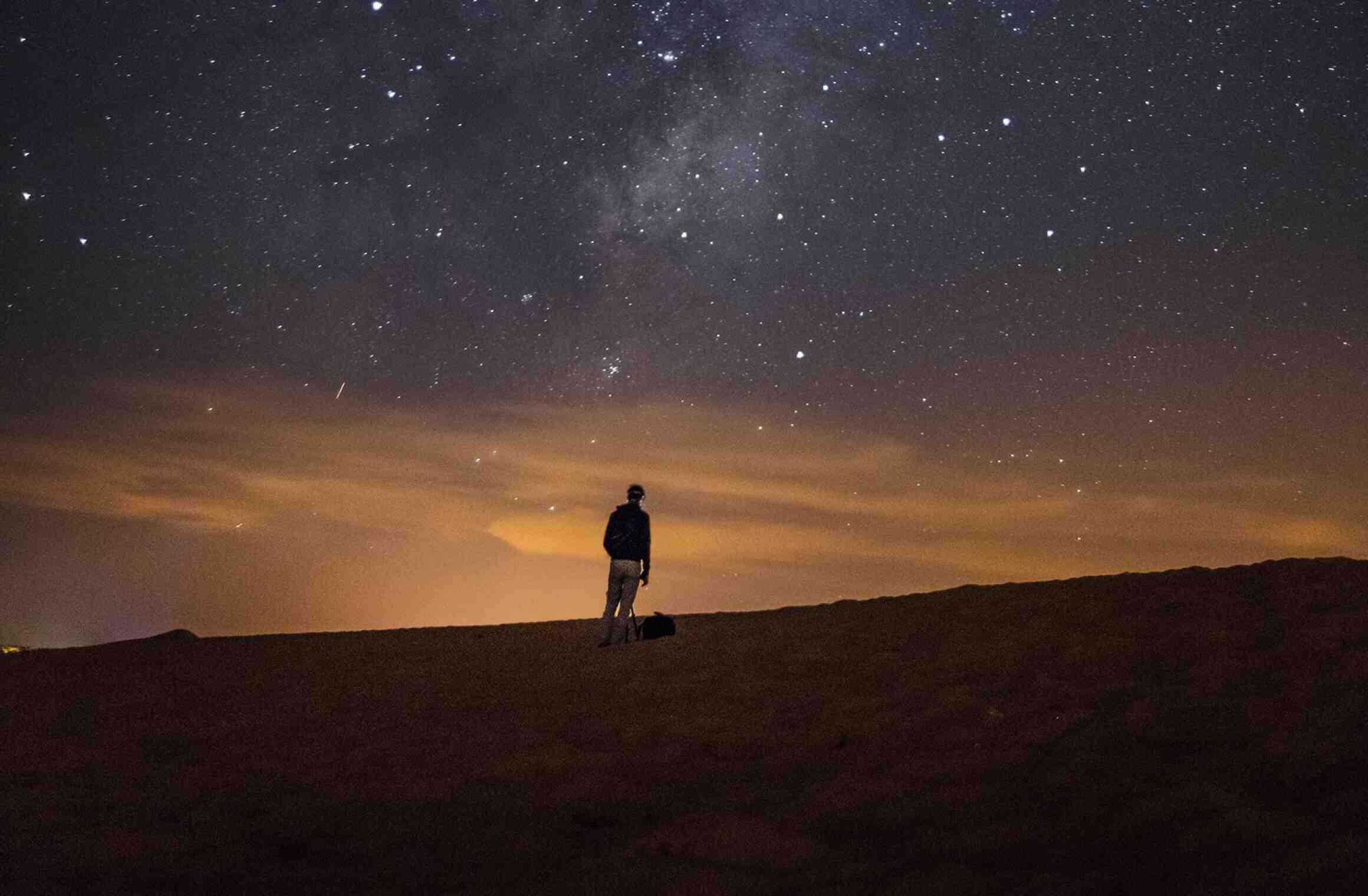 Comment prendre en photo les étoiles avec un smartphone ?