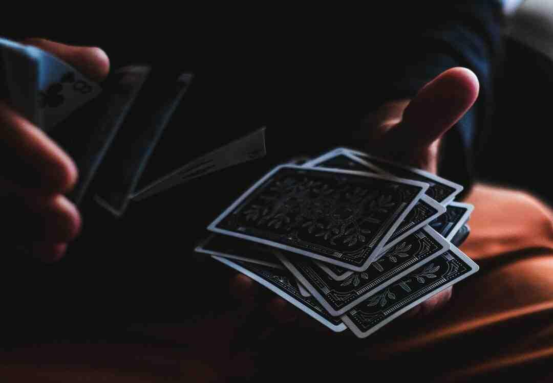 Tour de magie piece