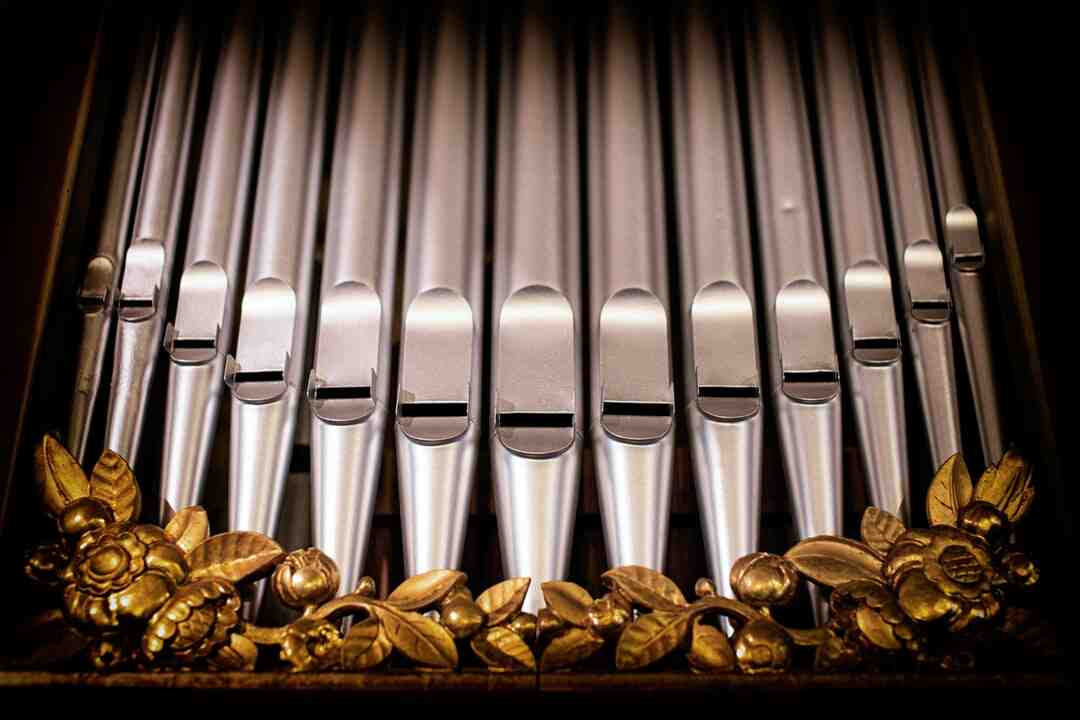 Comment fonctionne un orgue
