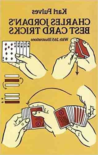 Comment faire des tours de magie avec des cartes ?