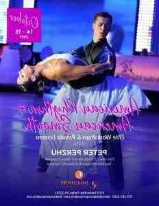Danse : American Rhythm Comment apprendre à danser